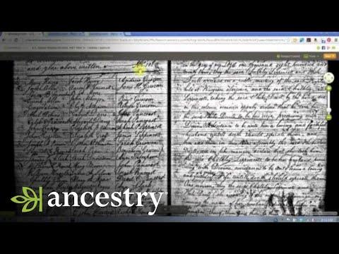 Civil Registration Versus Church Records | Ancestry