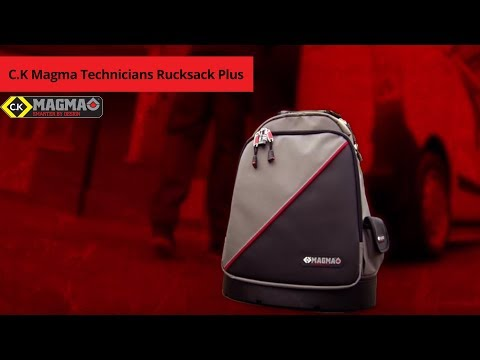 C K Magma Technician's Rucksack Plus