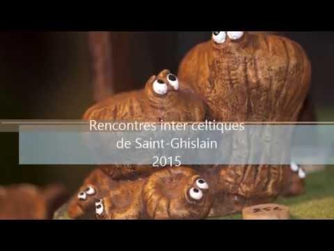 Interceltiques saint Ghislain 2015