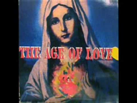 Age Of Love - The Age Of Love [Boeing Mix] - 1990
