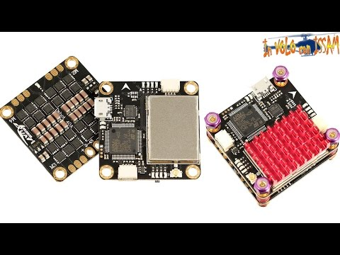 FlyTower F4 - Tutto in Uno, Flight Controller PDB ESC VTX -