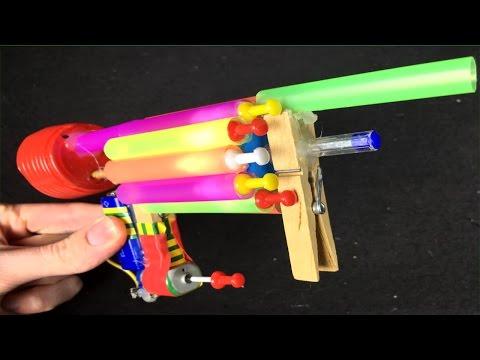 DIY Automatic NERF GUN