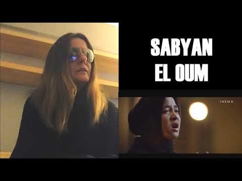 reaction SABYAN EL OUM first reaction