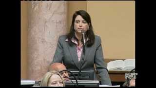 Rep. Sannie Overly Discusses Filling Ethics Panel Vacancy