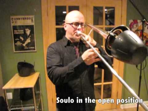 Soulo Bucket Mute For Trombone Demo Youtube