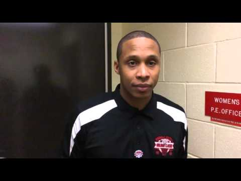 Richards Head Coach Jevon Maman talks about his team's win over Hope Acad.
