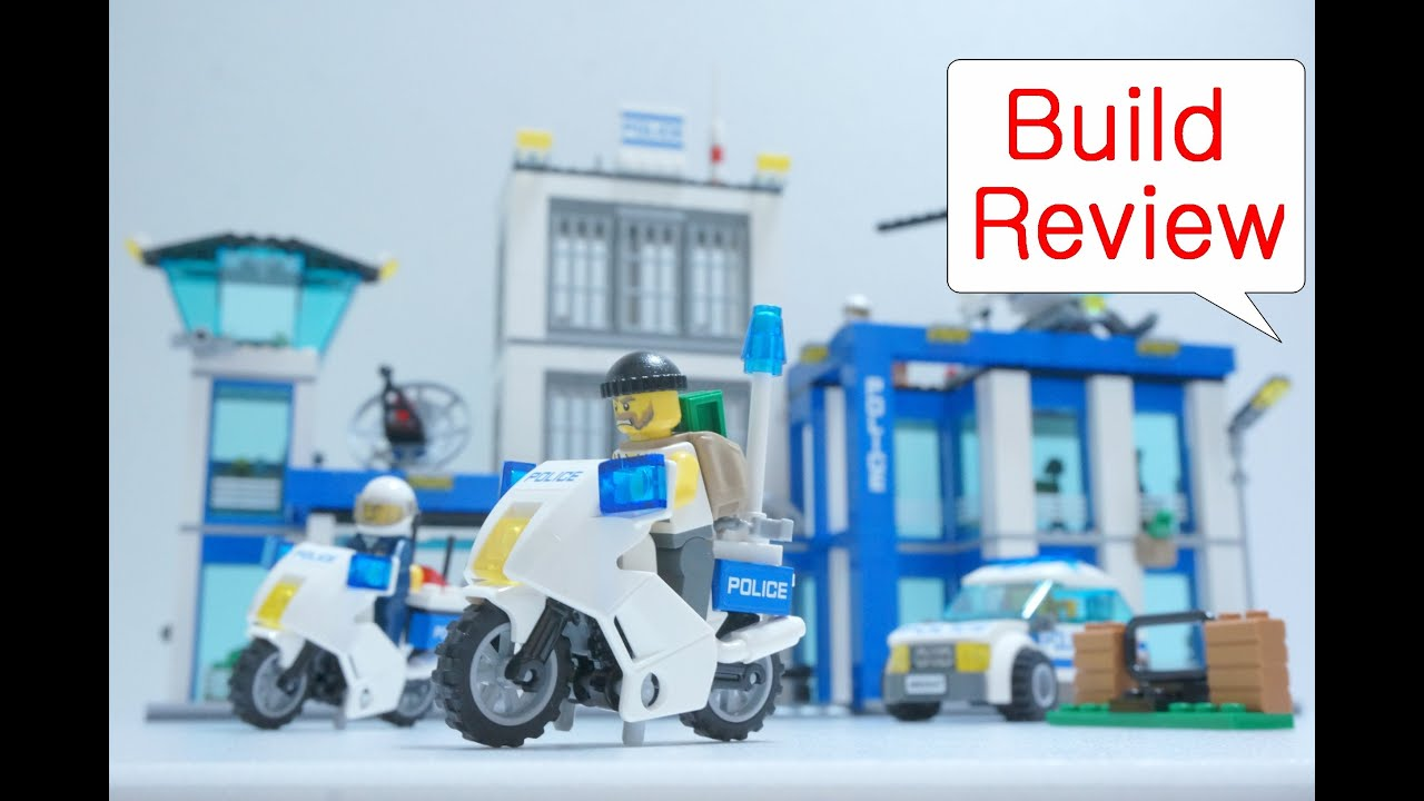 lego city 60044 instructions