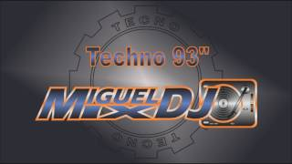 TECHNO MIX VOL.4 (1993) By MIGUEL MIX