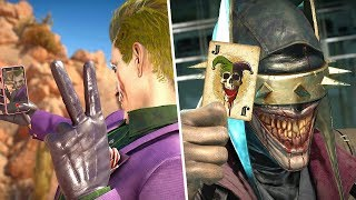 Mortal Kombat 11 - The Joker Performs All DC Character Intros/Intro Swap PC Mod