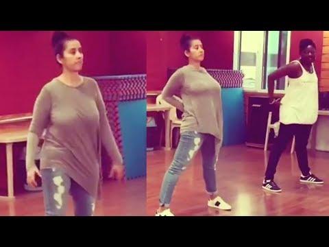 Manisha Koirala Bounce Shoulder Chest  Workout