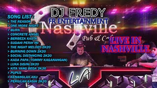 "Download DJ FREDY FR ENTERTAINTMENT LIVE IN NASHVILLE #17 ""BreakBeatBorneo"""