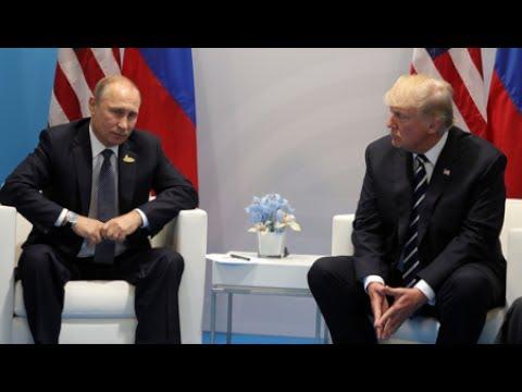 Trump, Putin, Russiagate Collide at G20