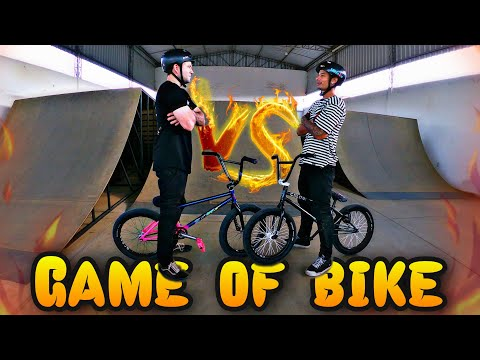 GAME OF BIKE LUCAS CAMPOS vs ALAN MENDES