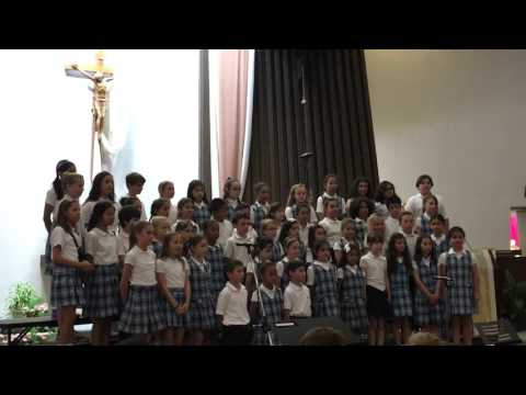 St.  Lucy School Choral Festival 2016