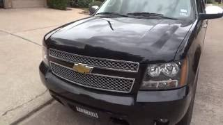 2012 Chevrolet Suburban LT Texas Edition Revisit Review