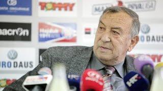 Poklepović nakon utakmice Zagreb - Hajduk