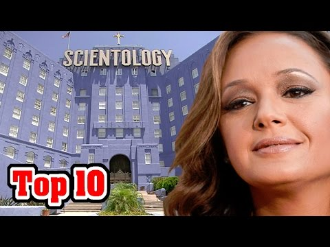 Top 10 SHOCKING FACTS About SCIENTOLOGY