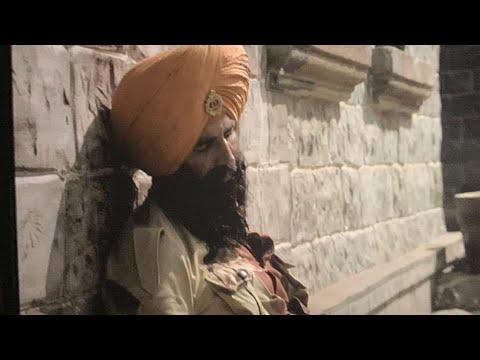 Kesari Climax Scene, Akshay Kumar Parineeti Chopra, Kesari Akshay Kumar Best Movie