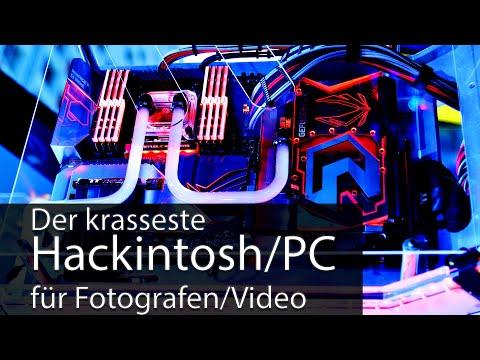 Neuer Hackintosh - Der Krasseste PC/Mac Aller Zeiten :-x