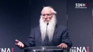 Rabbi Friedman - The Future of the Jewish Family