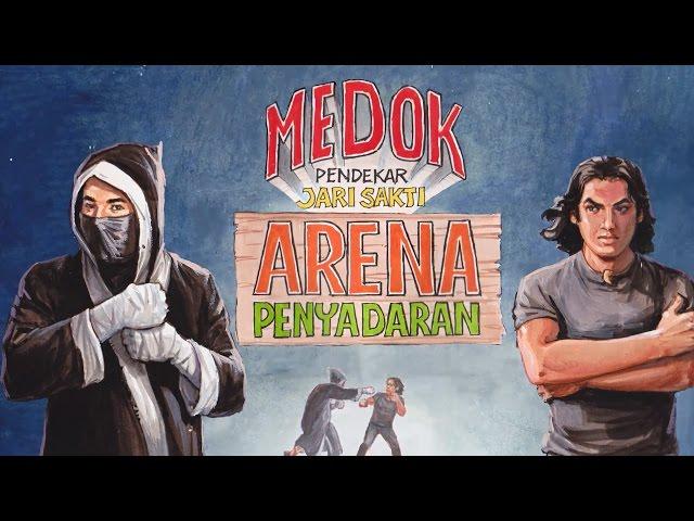 Medok Pendekar Jari Sakti Season 2 - Episode 2: Arena Penyadaran