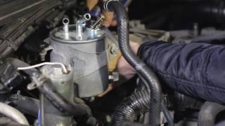 Топливная система Nissan Pathfinder fuel system