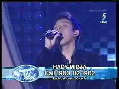 Hady Mirza - You Give Me Wings
