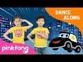 Police Car Dance  Dance Along  Pinkfong  For Children