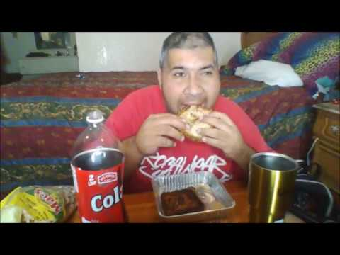 Bacon Grilled Cheese Mukbang