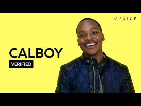 """CalBoy """"Envy Me"""" Official Lyrics & Meaning 