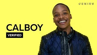"CalBoy ""Envy Me"" Official Lyrics & Meaning 