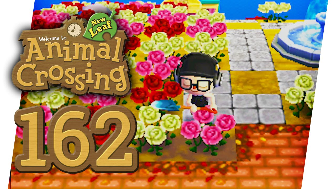 Mehr Boden Hype O Animal Crossing New Leaf Part 162 Youtube