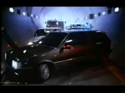 """Fiat Uno 80's advert UK """"The Most Wanted Small Car In Europe"""""""