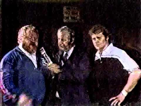 Curt & Larry Hennig debut in Portland Wrestling!!