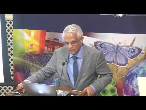 'Climate change morphing into an existential problem' with Prof Veerabhadran Ramanathan