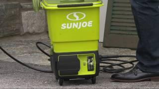 Sun Joe Pressure Select 40V Cordless Pressure Washer w/ 5 Tips on QVC