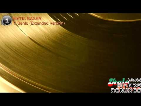 Matia Bazar - Ti Sento (Extended Version) [HD, HQ]