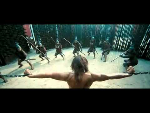 Ong Bak 3 is listed (or ranked) 5 on the list The Best Tony Jaa Movies