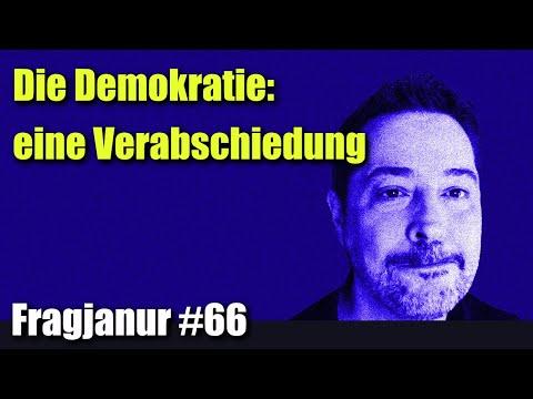 Demokratie: eine Verabschiedung