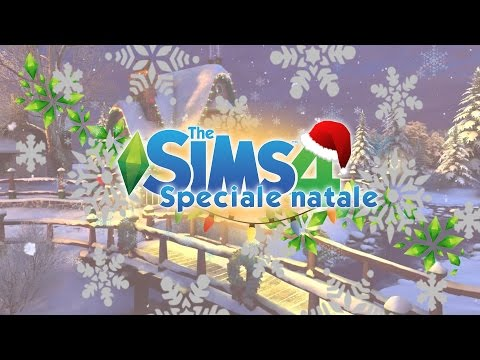 Decorazioni Natalizie The Sims 4.The Sims 4 Speciale Natale Youtube