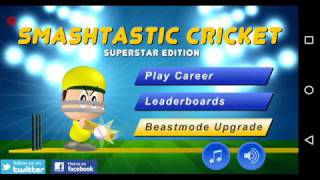 Smashtastic Cricket Gameplay