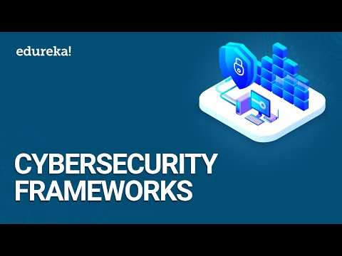 Cybersecurity Frameworks | NIST Cybersecurity Framework | Cybersecurity Certification | Edureka
