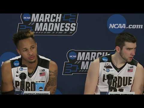 News Conference: Butler & Purdue - Postgame