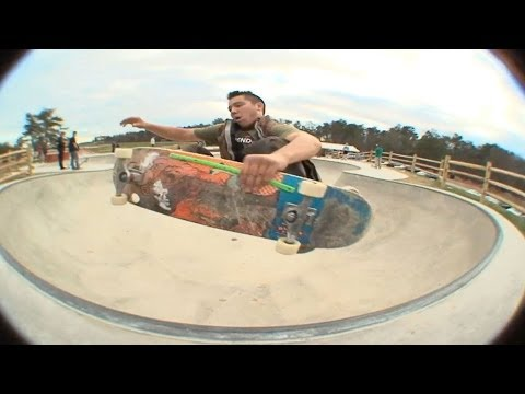 Comet Skateboards // Nick Ketner At Lake Fairfax