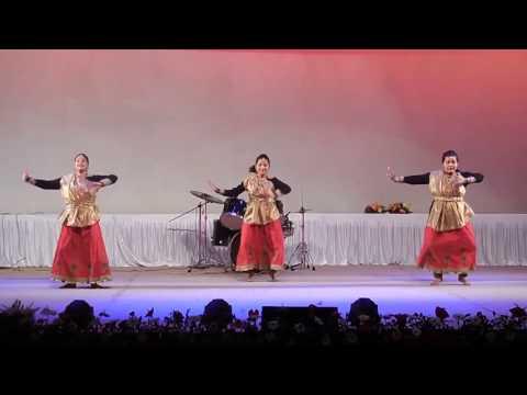 Taal se taal mila :: Bharatnatyam and Kathak fusion