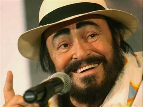 Luciano Pavarotti  -