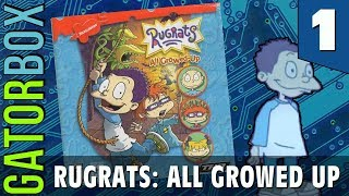 Rugrats: All Growed Up, Part 1 | Gatorbox