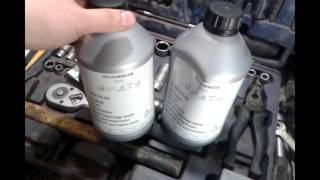 видео Объем масел и жидкостей Volkswagen Jetta