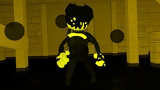 BENDY AND THE INK MACHINE MULTIPLAYER IN ROBLOX!!