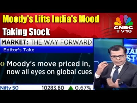 Moody's Lifts India's Mood | Taking Stock | The Week on Dalal Street | CNBC TV18